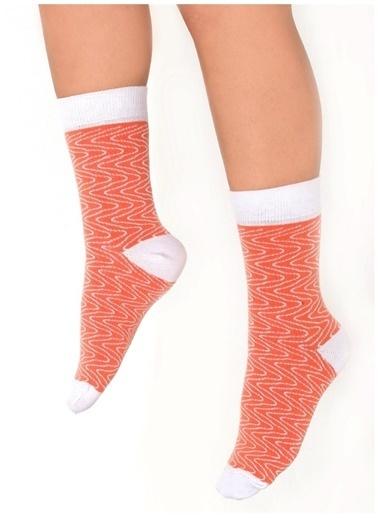 Socks+Stuff Socks&Stuff Somon Nigiri Sushi Çorap Somon
